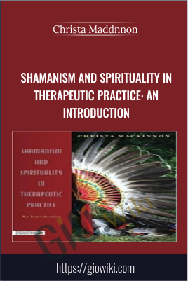 Shamanism and Spirituality in Therapeutic Practice: An Introduction - Christa Maddnnon