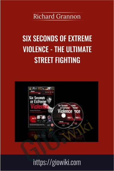 Six Seconds of Extreme Violence - The Ultimate STREET FIGHTING - Richard Grannon