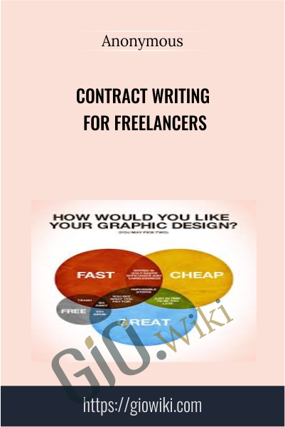 Contract Writing For Freelancers
