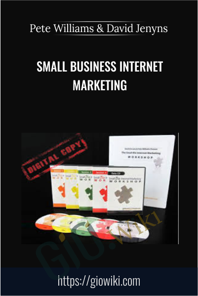 Small Business Internet Marketing - Pete Williams & David Jenyns