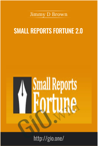 Small Reports Fortune 2.0 – Jimmy D Brown