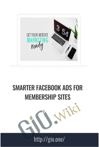 Smarter Facebook Ads for Membership Sites