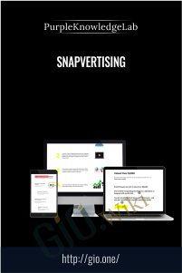 Snapvertising - PurpleKnowledgeLab (James Van Elswyk)