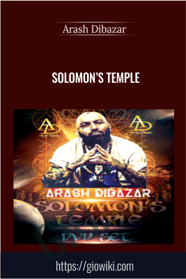 Solomon's Temple - Arash Dibazar