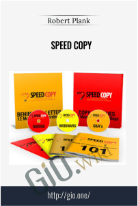 Speed Copy – Robert Plank