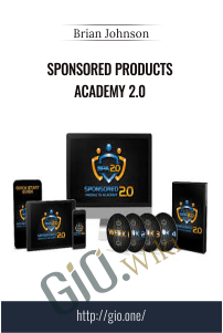 Sponsored Products Academy 2.0 – Brian Johnson
