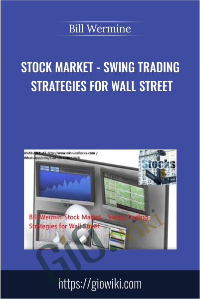 Stock Market - Swing Trading Strategies for Wall Street - Bill Wermine