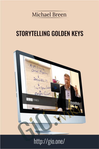 StoryTelling Golden Keys - Michael Breen