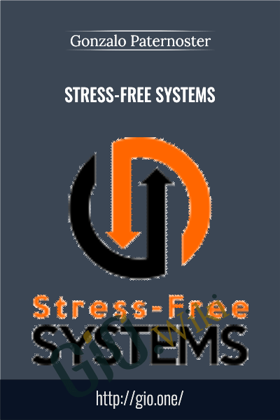 Stress-Free Systems - Gonzalo Paternoster