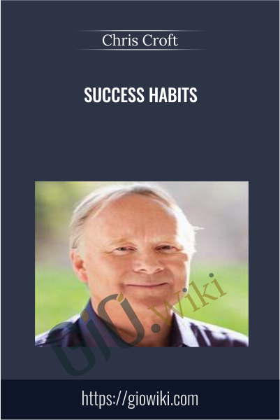 Success Habits - Chris Croft
