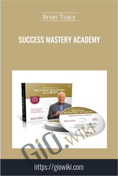 Success Mastery Academy - Brian Tracy