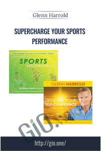 Supercharge Your Sports Performance – Glenn Harrold