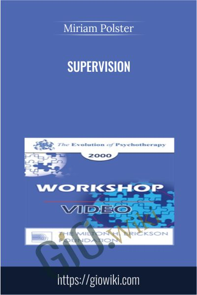 Supervision - Miriam Polster