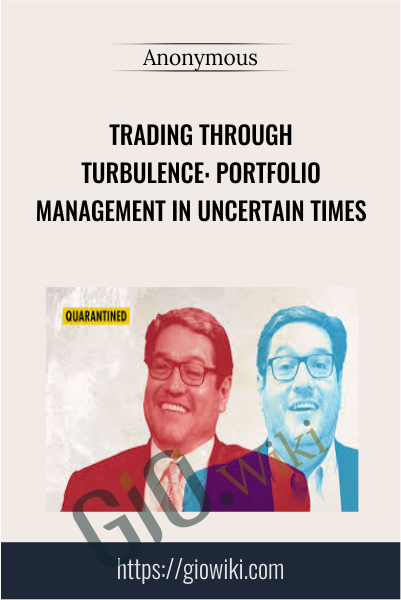 Trading Through Turbulence: Portfolio Management In Uncertain Times