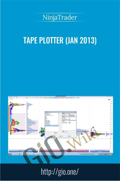 Tape Plotter (Jan 2013) - NinjaTrader