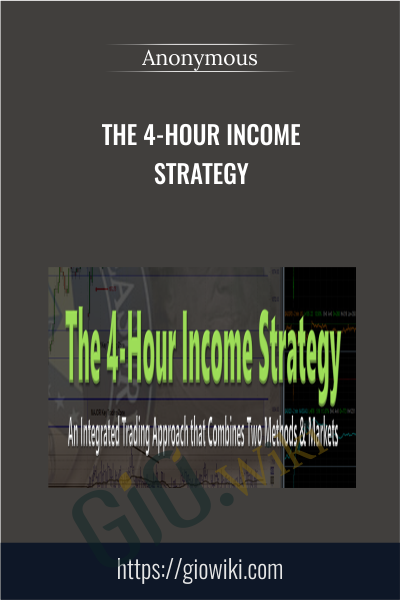 The 4-Hour Income Strategy