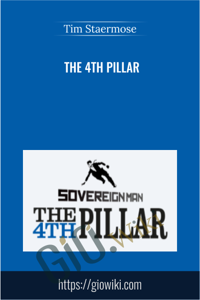 The 4th Pillar - Tim Staermose