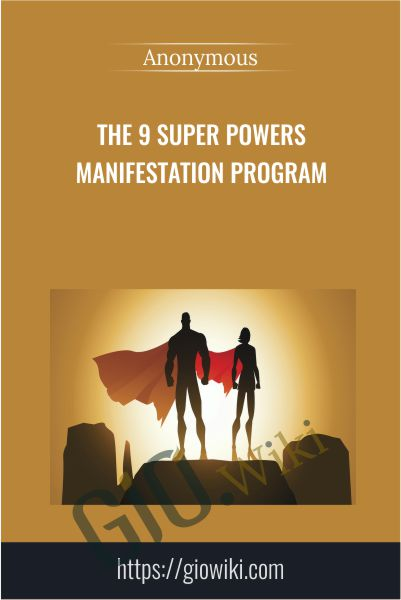 The 9 Super Powers Manifestation Program