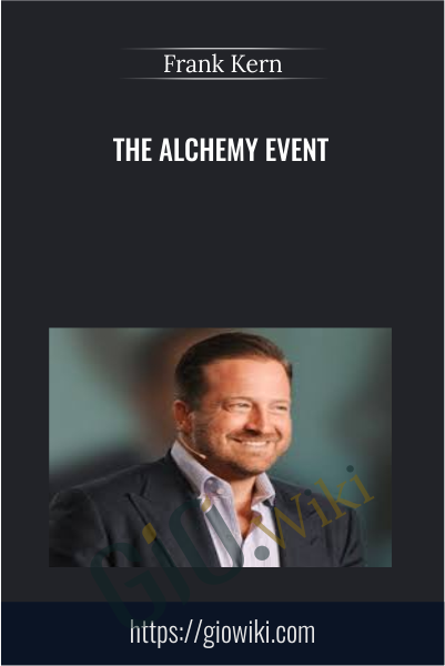 The Alchemy Event - Frank Kern
