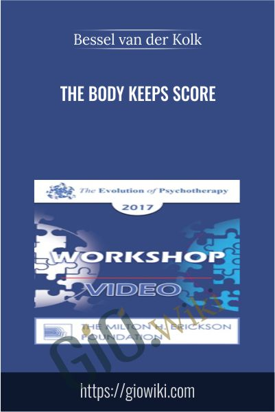 The Body Keeps Score - Bessel van der Kolk