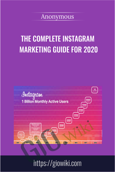 The Complete Instagram Marketing Guide for 2020