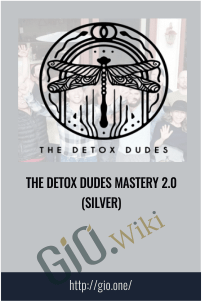 The Detox Dudes Mastery 2.0 (silver)
