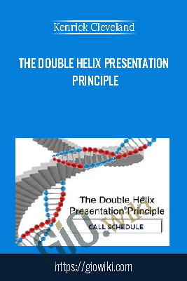 The Double Helix  Presentation Principle