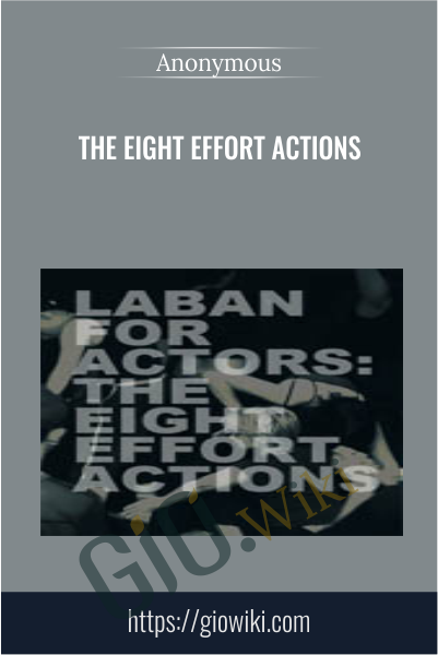 The Eight Effort Actions