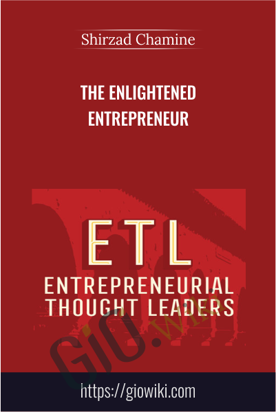 The Enlightened Entrepreneur - Shirzad Chamine