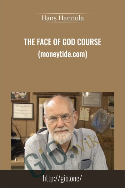 The Face of God Course - Hans Hannula