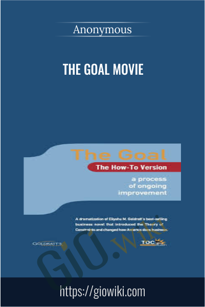 The Goal Movie