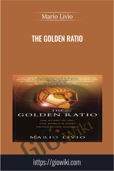 The Golden Ratio - Mario Livio