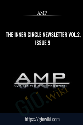 The Inner Circle Newsletter vol.2, issue 9 - AMP