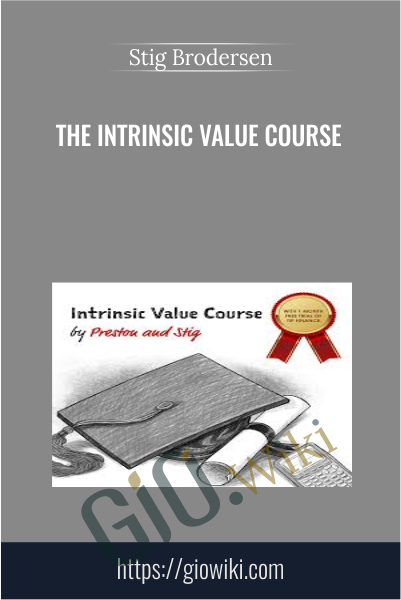 The Intrinsic Value Course - Stig Brodersen