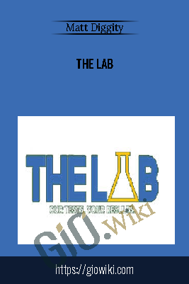 The Lab - Matt Diggity