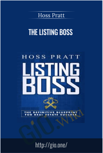 The Listing Boss – Hoss Pratt