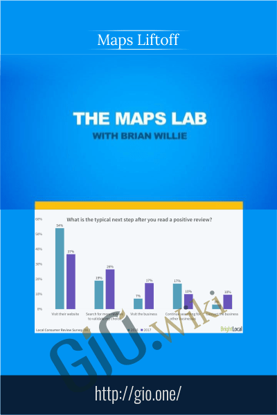 The Maps Lab - Maps Liftoff
