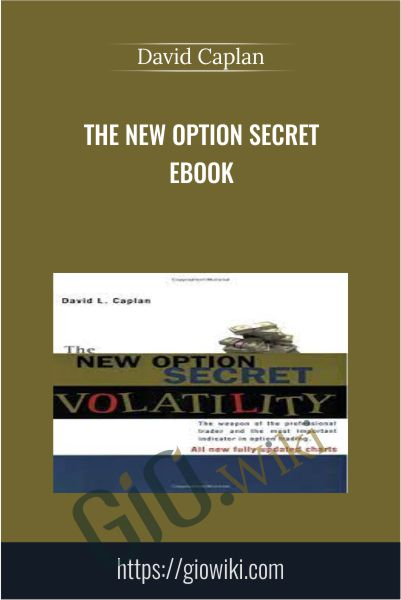 The New Option Secret Ebook - David Caplan