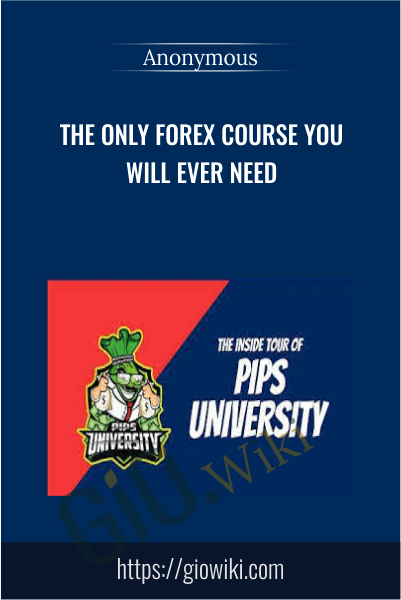 The Only Forex Course You Will Ever Need