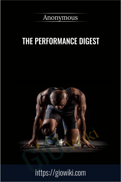 The Performance Digest