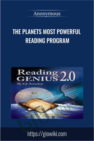 The Planets Most Powerful Reading Program