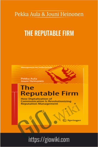 The Reputable Firm - Pekka Aula & Jouni Heinonen