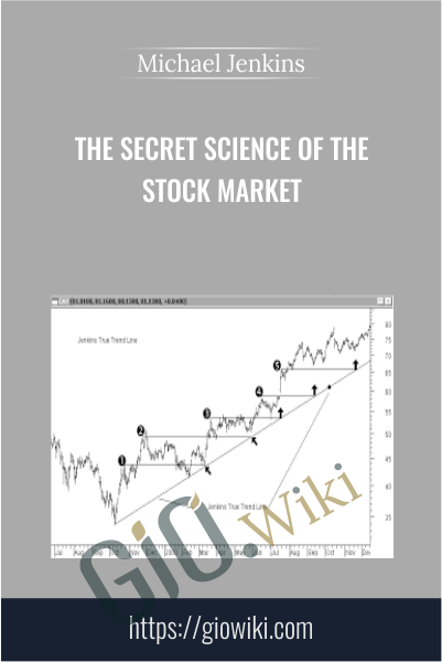 The Secret Science of the Stock Market - Michael Jenkins