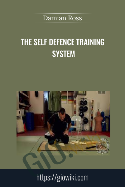 The Self Defence Training System - Damian Ross