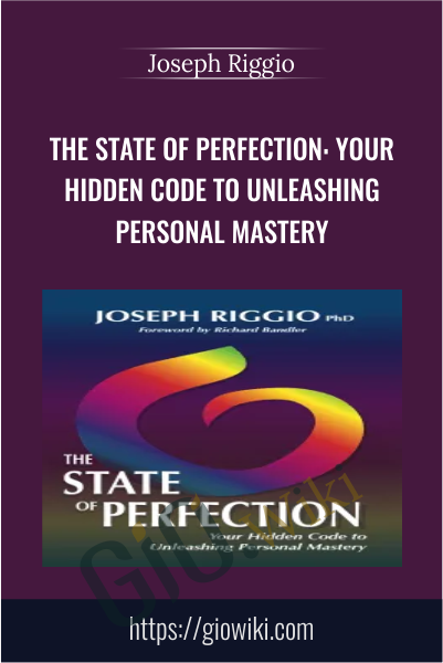The State of Perfection: Your Hidden Code to Unleashing Personal Mastery - Joseph Riggio