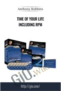 Time of Your Life including RPM – Anthony Robbins