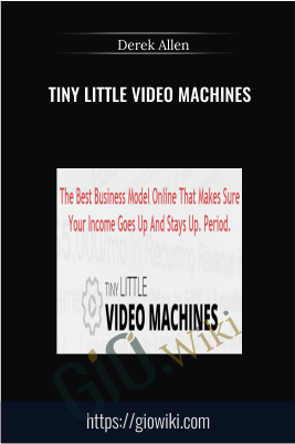 Tiny Little Video Machines – Derek Allen