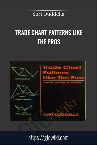 Trade Chart Patterns Like The Pros - Suri Duddella