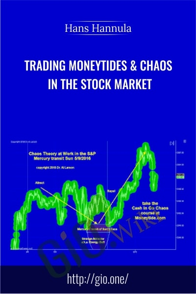 Trading MoneyTides & Chaos in the Stock Market - Hans Hannula