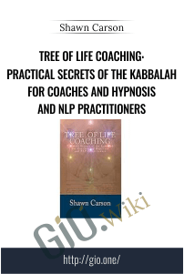 Tree of Life Coaching: Practical Secrets of the Kabbalah for Coaches and Hypnosis and NLP Practitioners – Shawn Carson
